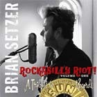 Cover: Brian Setzer - Rockabilly Riot - A Tribute to Sun Records (2005)