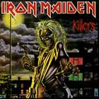 Cover: Iron Maiden - Killers (1981)