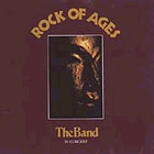 Cover: The Band - Rock of Ages (1972)