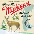 Cover: Sufjan Stevens - Greetings From Michigan - The Great Lake State (2003)