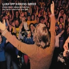 Cover: Diverse artister - Lukk opp kirkens dører. A Selection of Norwegian Christian Jazz, Psych, Funk & Folk 1970-1980 (2011)
