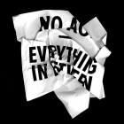 Cover: No Age - Everything In Between (2010)