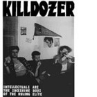 Cover: Killdozer - Intellectuals Are the Shoeshine Boys of the Ruling Elite (1984)