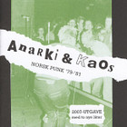 Cover: Diverse artister - Anarki & kaos (1992)