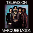 Cover: Television - Marquee Moon (1977)