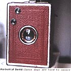 Cover: Portrait of David - These Days Are Hard To Ignore (2001)