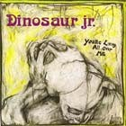 Cover: Dinosaur Jr. - You're Living All Over Me (1987)